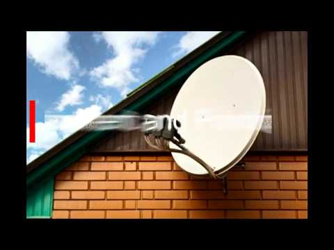 Here's A Detailed Explanation On How A Satellite Dish Works