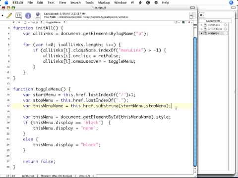 Javascript Real World Example Part 1 Youtube