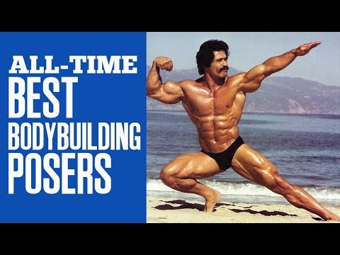 Who Are the BEST Bodybuilding Posers of All Time?