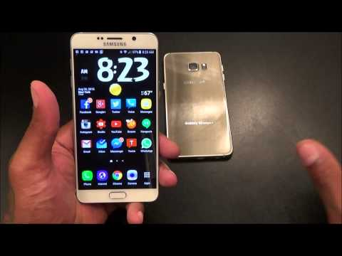 Samsung Galaxy Note 5 and S6 Edge Plus