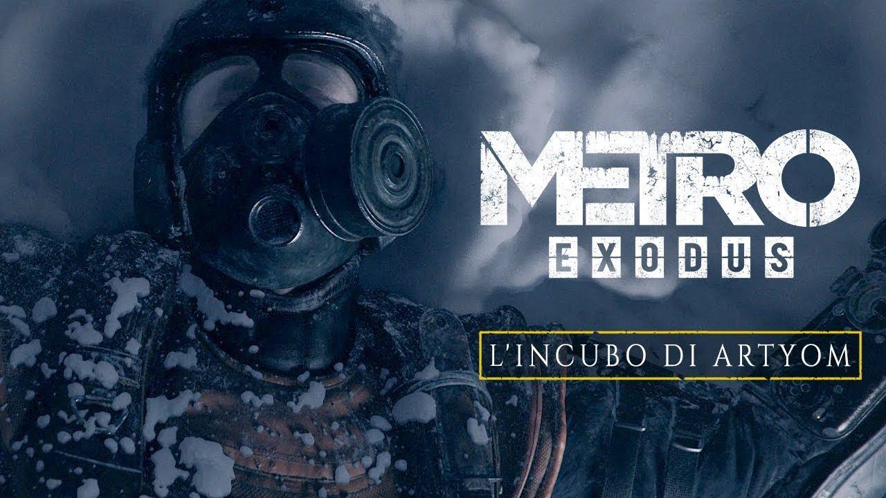 Metro Exodus - L'incubo di Artyom [IT]