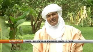 Reportage sur le tourisme et la culture touareg à Niamey, Niger