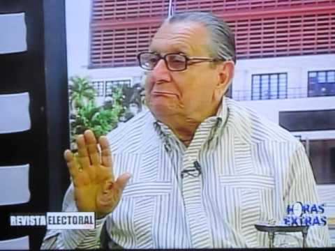 Entrevista al Lic. Pelegrin Castillo y Daisy Elizabeth Sepúlveda. (Revista Electoral)
