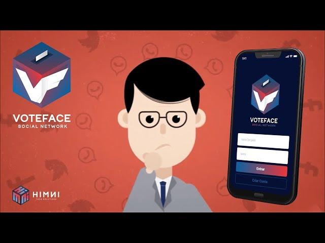 HIMNI | Conheça o VoteFace: o aplicativo da nova política