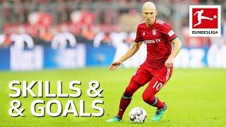 Arjen Robben - Magical Skills And Goals