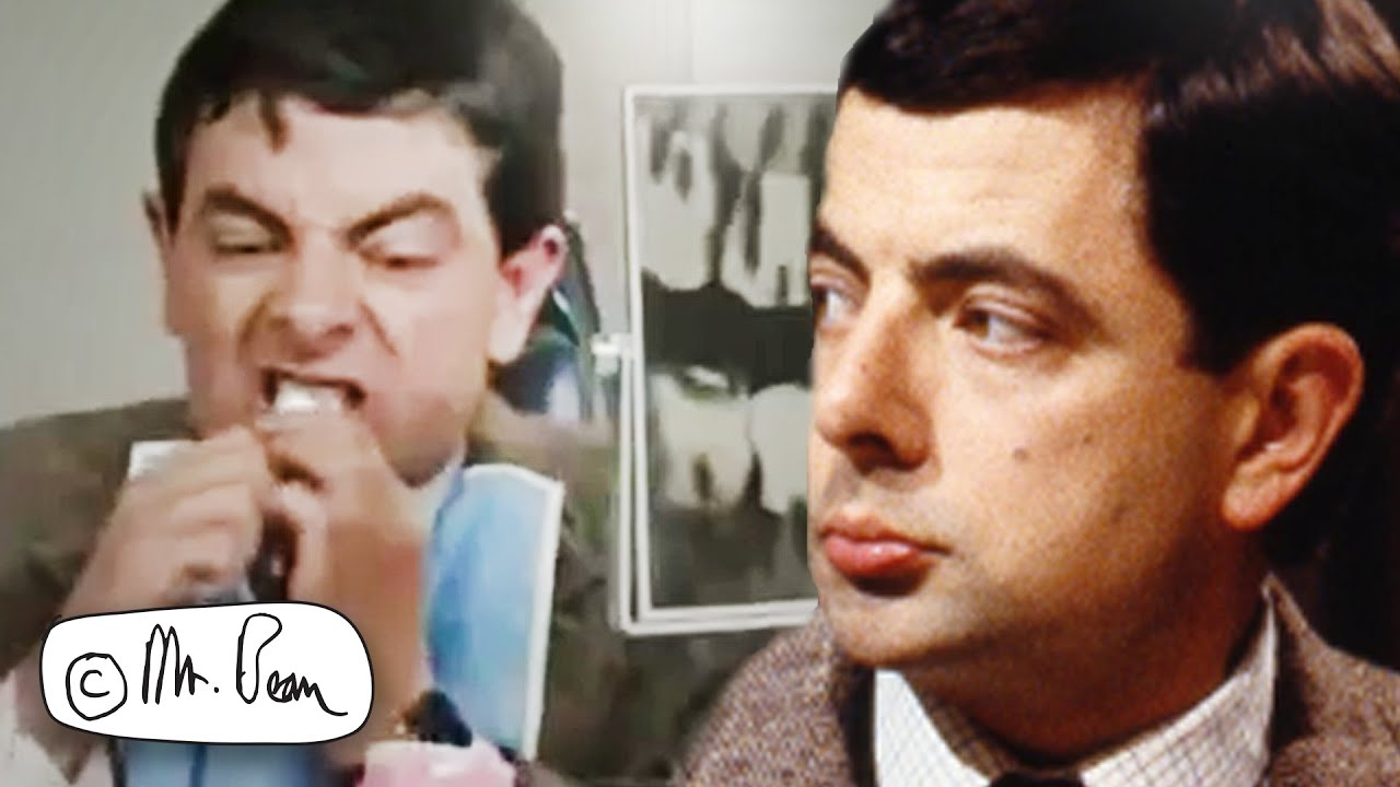 The Best Bits of Mr. Bean | Part 4/15 | Mr. Bean Official - YouTube