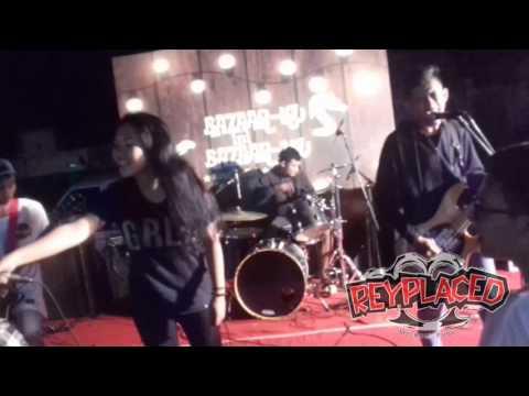 REYPLACED - Kita Dan Cerita [LIVE] at Lap. Gajah Mada Kediri