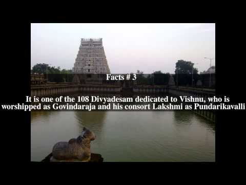 Govindaraja Perumal Temple Top # 5 Facts