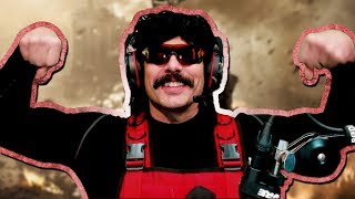 DrDisrespect goes OUT OF CONTROL in Modern Warfare