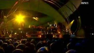 Yusuf - Peace Train (Nobel Concert)