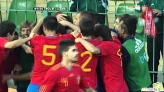 Thiago insane pass to Canales vs Poland.avi