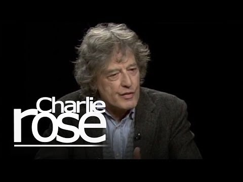 Tom Stoppard | Charlie Rose