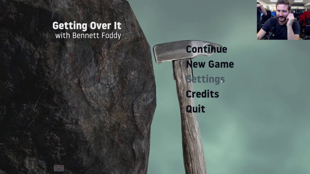 Getting Over It LIVE! -  Getting Over It LIVE!