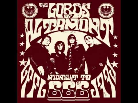 Lords of Altamont - Action Woman.