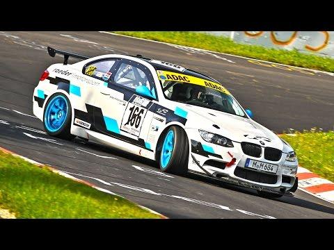 BTG 7:05 BMW M3 Hot Lap No Crash Nürburgring Nordschleife Onboard