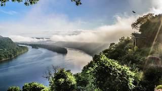 Morning Has Broken in Weirton, West Virginia