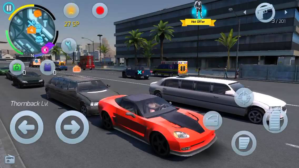 Gangstar Vegas] Luxury Cars #1 Gangster Vegas SPECIAL - YouTube