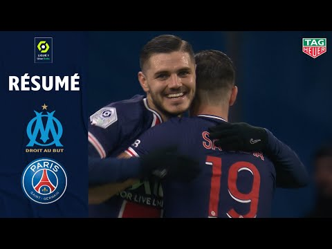 Marseille PSG Goals And Highlights