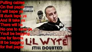 Sold My Soul (Lyrics)- Lil Wyte Ft Pastor Troy