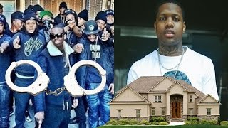 GS9 Member Santino Boderick Sentenced to More Than 117 Years in Prison!!! Lil Durk NEW HOUSE