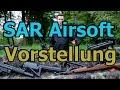 SAR Airsoft / Softair Vorstellung - SAR Airsoft Schwaben Arms Products GSPAirsoft german / deutsch