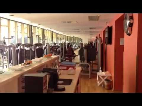 Fitness de luxe au Mirador kempinski. - Luxury gym