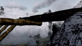 Skyrim Quest Mods - Aethernautics PART 1: Ancient Space Laboratory