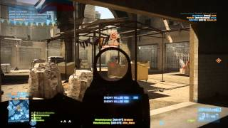 Battlefield 3 - Talah Market [Gameplay] | Conquest Large | Score 51-11 (PC 1080p)
