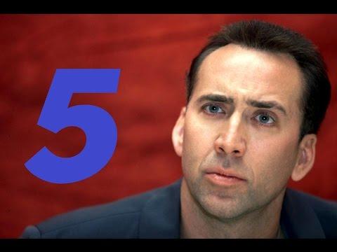 Top 5: Worst Nicolas Cage Movies