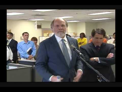 "Corzine to New Jerseyans: ""Want Jobs? Move to North Dakota!"""