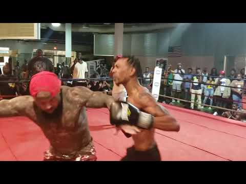 This fight had