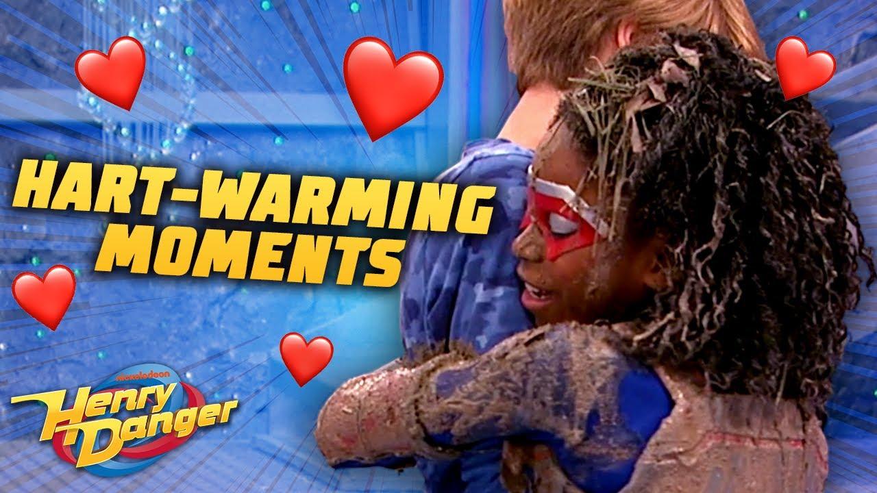 Download Most HART-Warming Henry Danger Moments! | Henry Danger