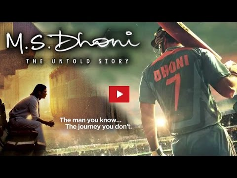 Download MS Dhoni Movie Free