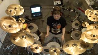 Pink Floyd-Set The Controls For The Heart Of The Sun Drum Cover