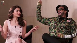 Ranveer Singh, Alia Bhatt disclose their Instagram secrets to Parul Sharma