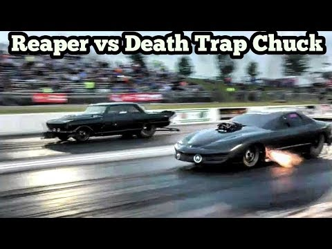 Reaper vs Death Trap Chuck/Axman vs Bird Jones at Topeka No Prep Kings 2