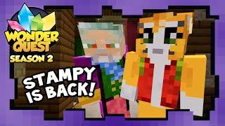 Wonder Quest - Episode 13 - STAMPY'S MINECRAFT SHOW | Stampy…