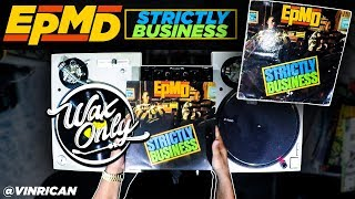 Discover Classic Samples On EPMD's 'Strictly Business' #WaxOnly