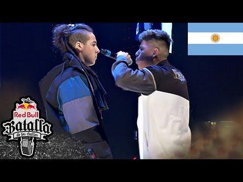 KILLIMET vs NOVA: Octavos - Final Nacional Argentina 2018 | Red Bull Batalla De Los Gallos