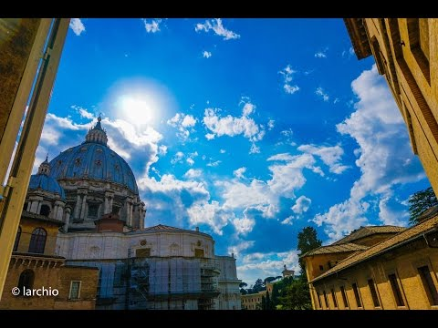 Rome, Vatican City, St Peter's Basilica, Trevi Fountain (the sites)