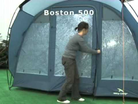& Easy Camp Boston 500 - YouTube