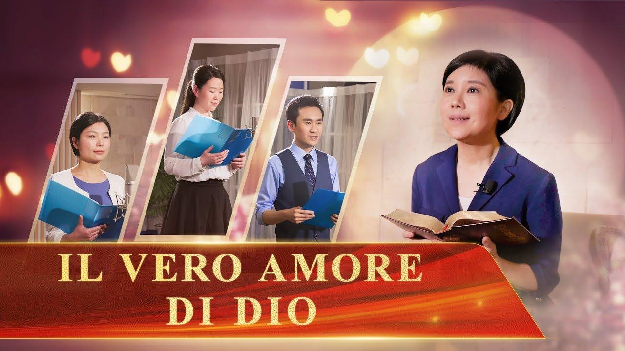 """Monologo sulla vita: """"Il vero amore di Dio"""" Il giudizio di Dio è la Sua salvezza"""