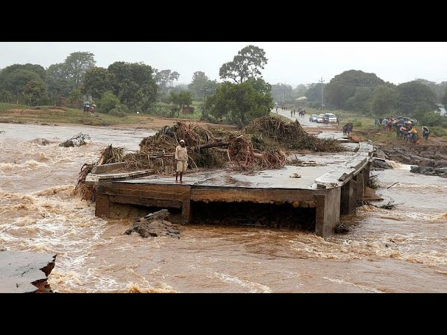 Cyclone Idai wreaks havoc across Southeast Africa