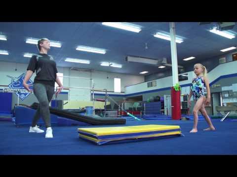 Split Leap Drill