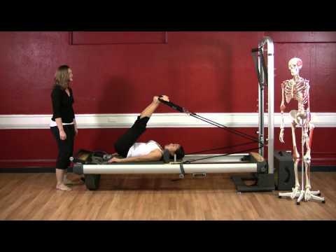 Upside-Down Pilates - Reformer - Pilates Workout 49 - Full Episode - HD