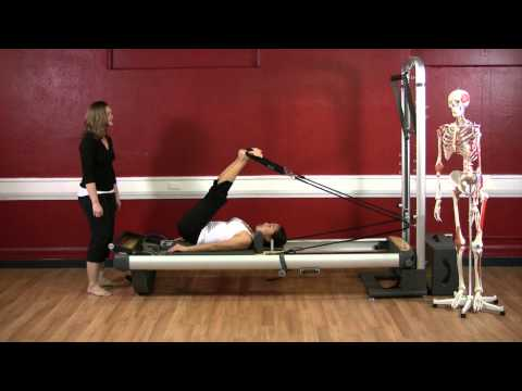 Upside-Down Pilates – Reformer – Pilates Workout 49 – Full Episode – HD