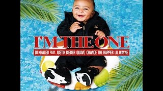 Download Im the One (Clean)- Dj Khaled ft. Justin Bieber, Quavo, Chance the Rapper, Lil Wayne LYRICS MP3 song and Music Video