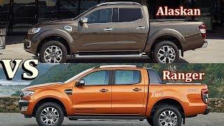 2017 Renault Alaskan vs 2017 Ford Ranger