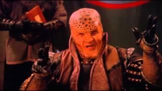 Babylon 5 (1994-1998) • Stagione 5 - Episodio 14 - Addestramento nello spazio • Dio e la Verità