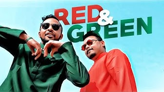 Red and Green - Sha Vlimpse ft. ZakiLove | ( Prod. Peter Cruz ) - Official Music Video